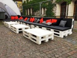 FIXED PRICE PALLET SEATING COVERS